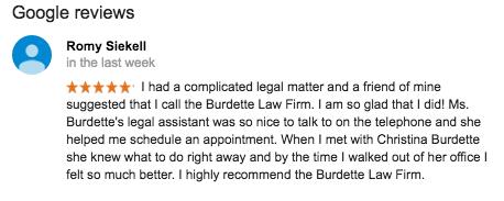 christina burdette memphis attorney